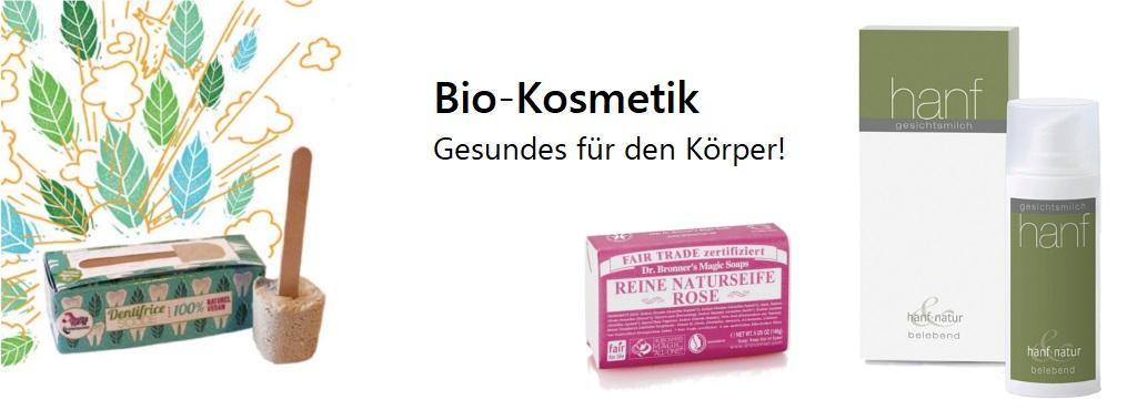 Bio-Kosmetik Fresing München Hanf-Kosmetik
